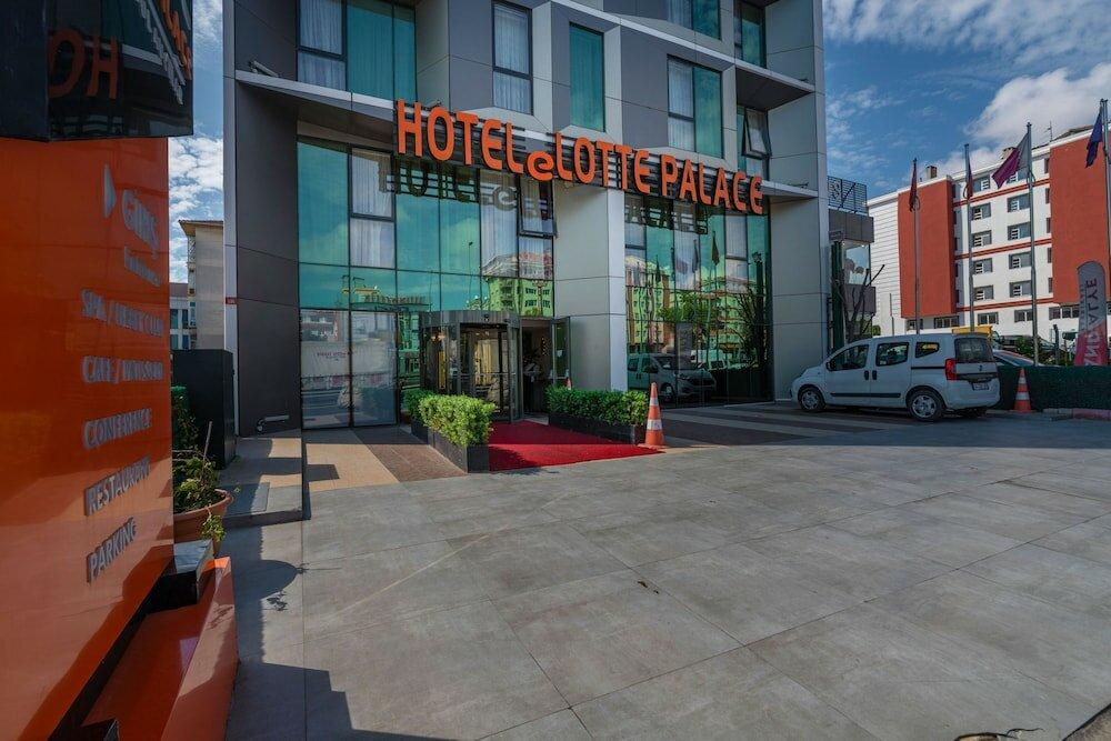 otel — Lotte Palace — Avcılar, foto №%ccount%