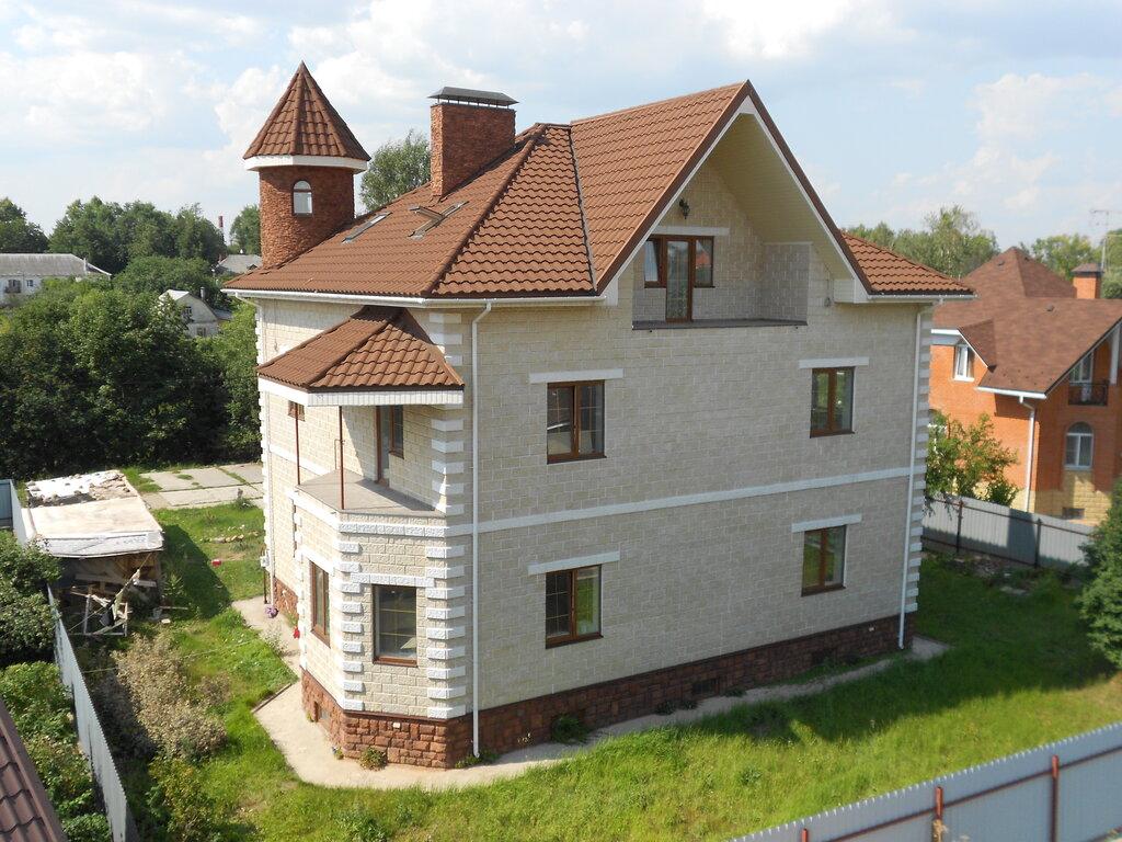 харьковского футбола дом из теплостена фото красив, удобен