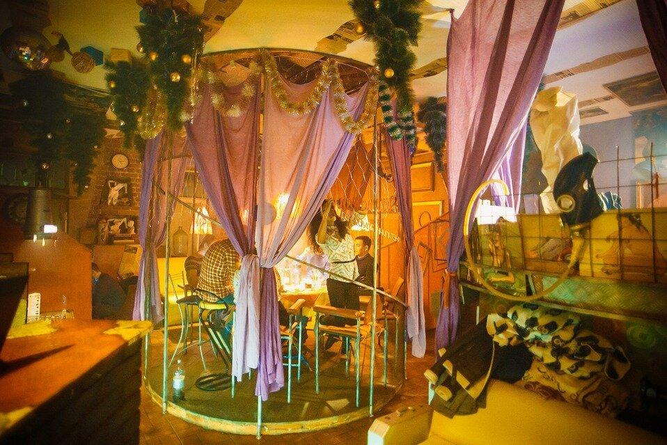 hookah bar — Sova Art Prostranstvo — Saint Petersburg, фото №8