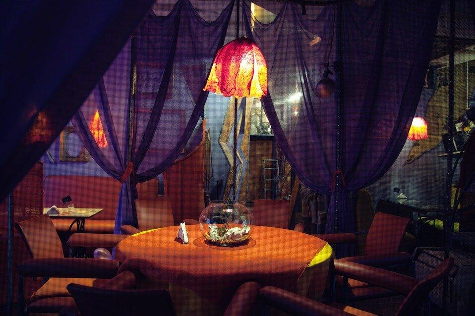 hookah bar — Sova Art Prostranstvo — Saint Petersburg, фото №7