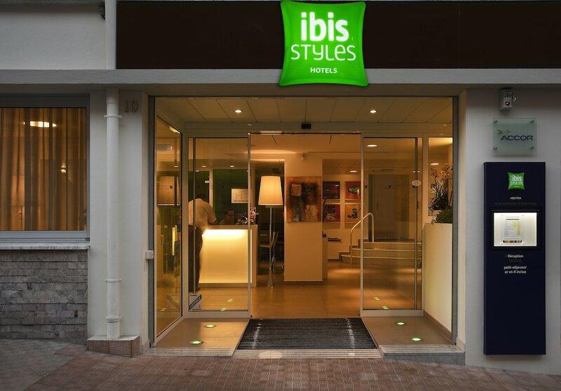Ibis Styles Menton Centre