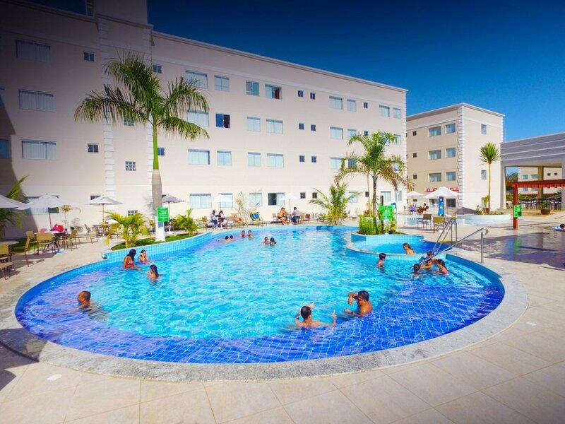 Encontro das Águas Thermas Resort Caldas