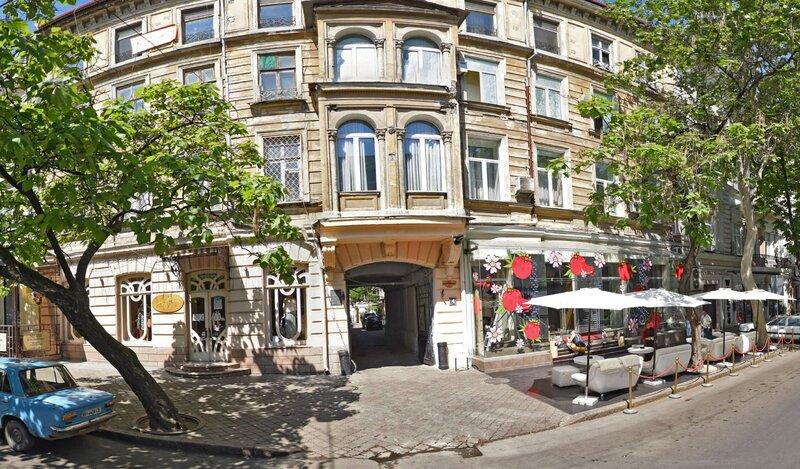 Apartment Ekaterininskaya Ploschad