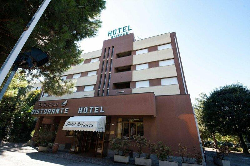 Отель Brianza