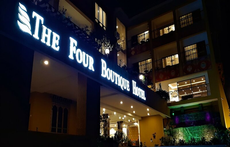 The Four Boutique Hotel
