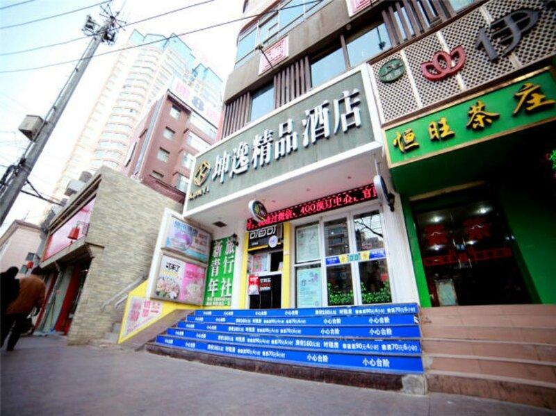 East Queen Hotel Zhong Shan Road