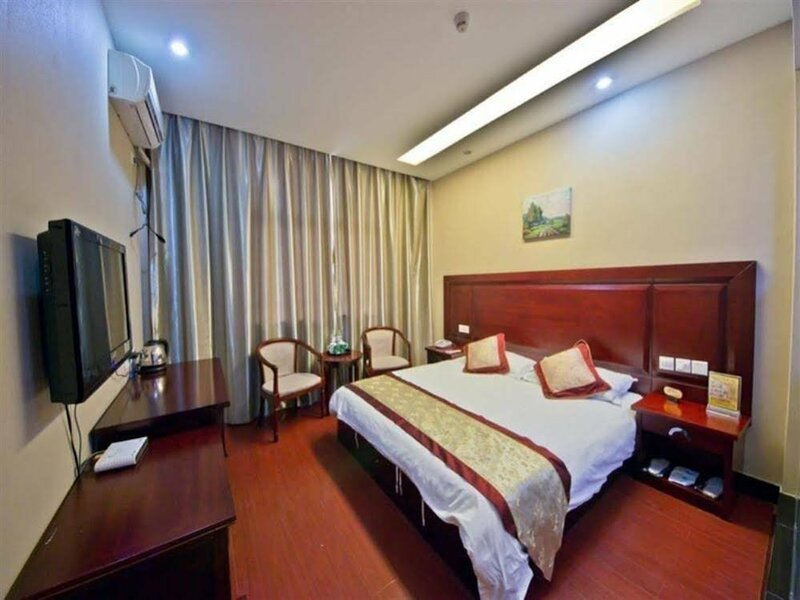 Green Phil Hotel Changzhou North Street