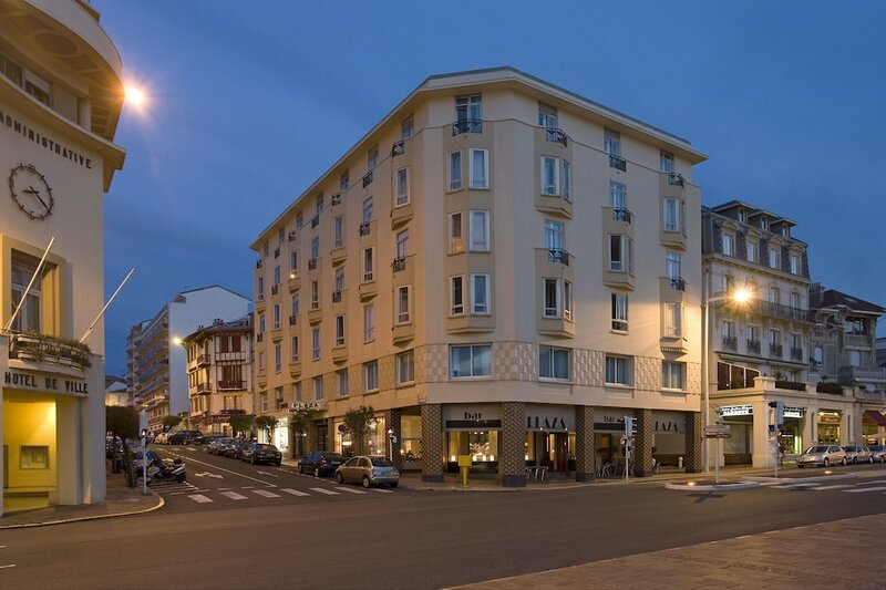 Hôtel Mercure Biarritz Centre Plaza