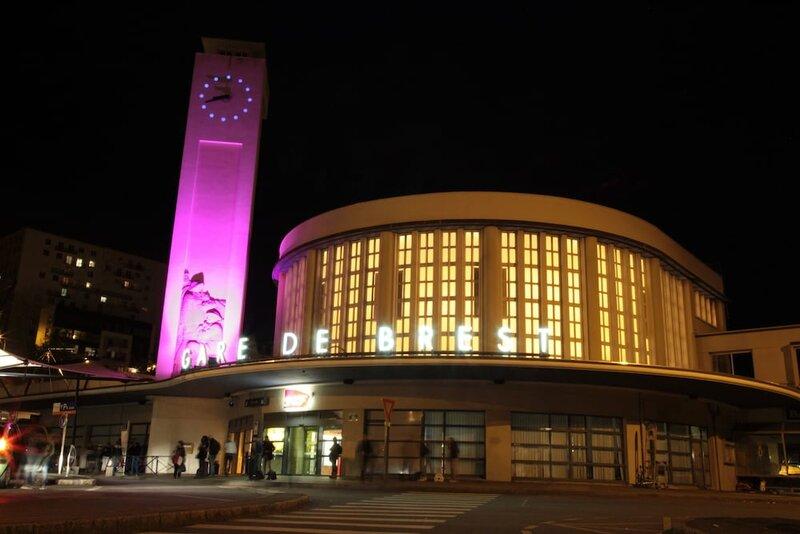 Hôtel ibis Brest Centre