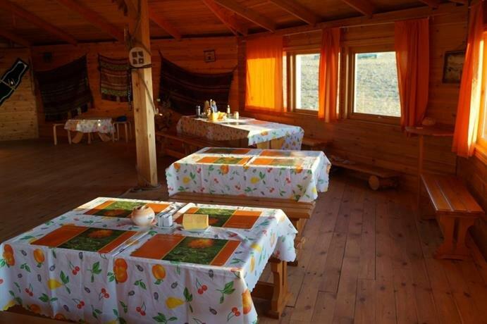 Ecohotel Yurtochnoe Kochevie