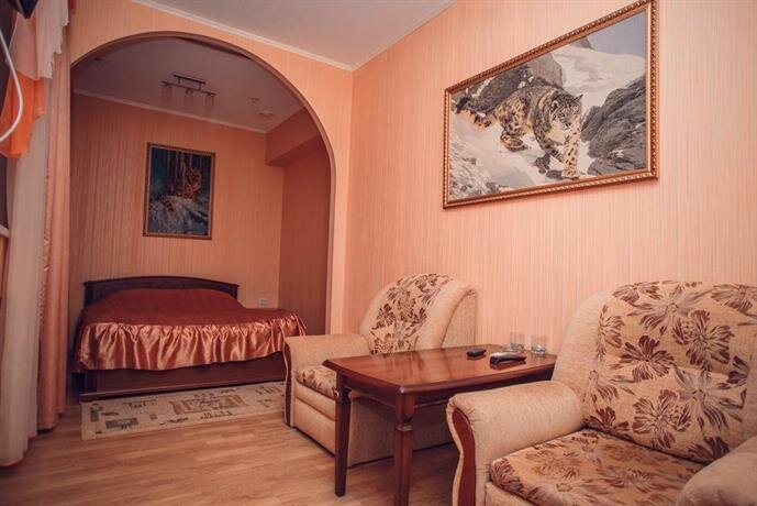 Гостиница Сабай