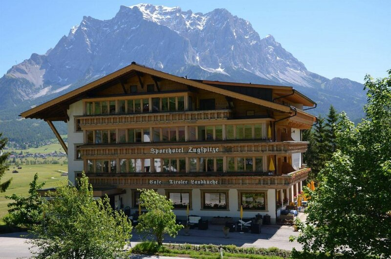 Zugspitze - Silence Sporthotel