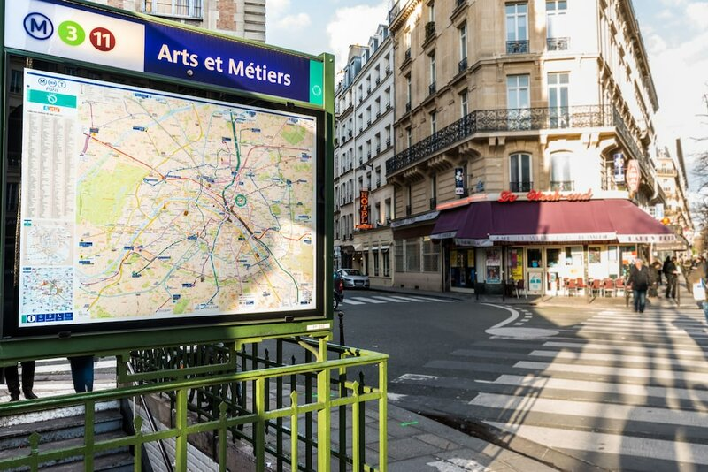 Austin's Arts et Métiers Hôtel