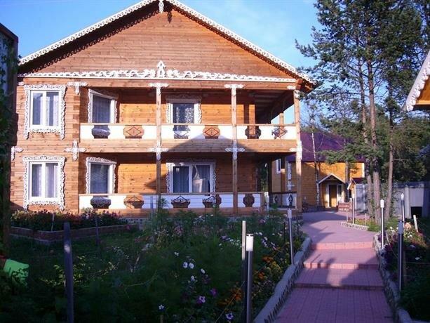 Mini Hotel Uzory Sibiri