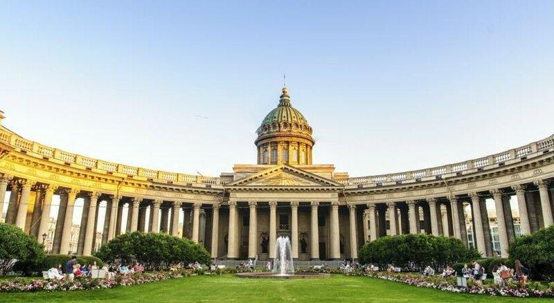 Nevsky 103n Guest House