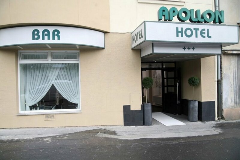 My Hotel Apollon Prague