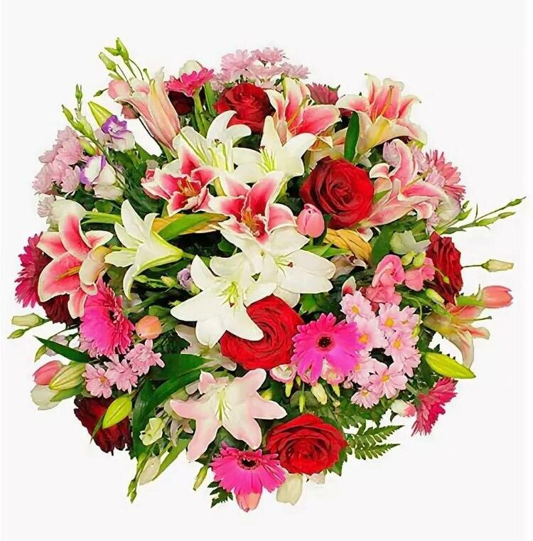 Заказ цветов из раменского