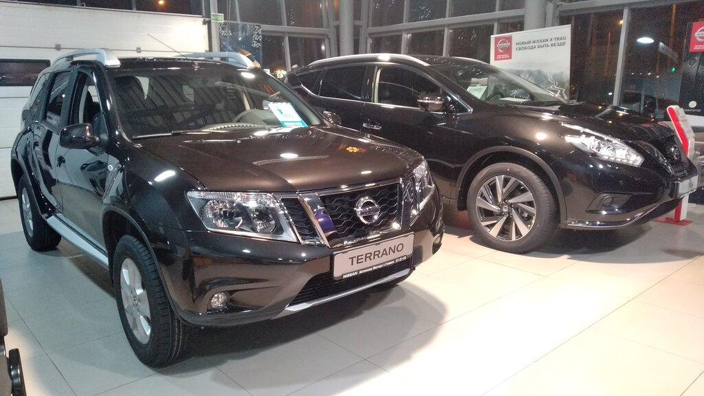 автосалон — Nissan - Автонова Моторс — Гомель, фото №1
