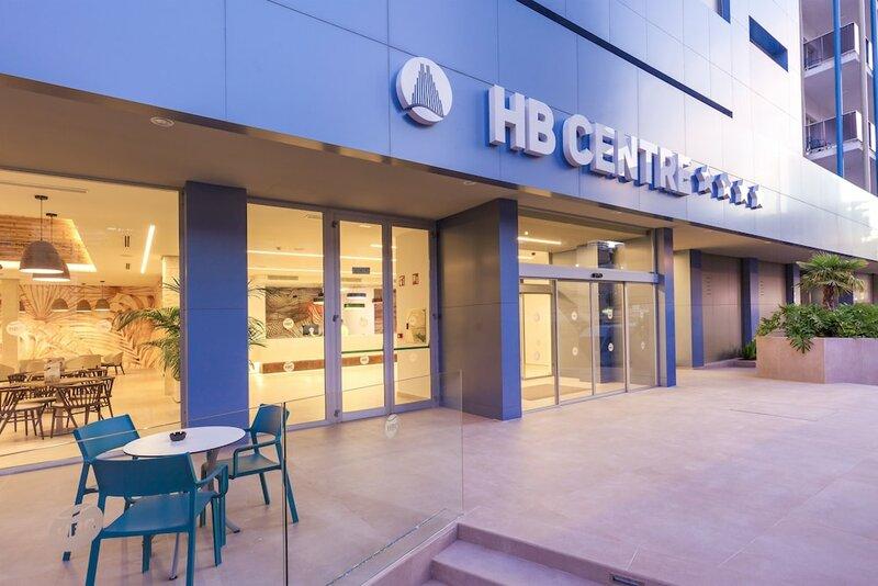 Benidorm Centre Hotel - Только для взрослых
