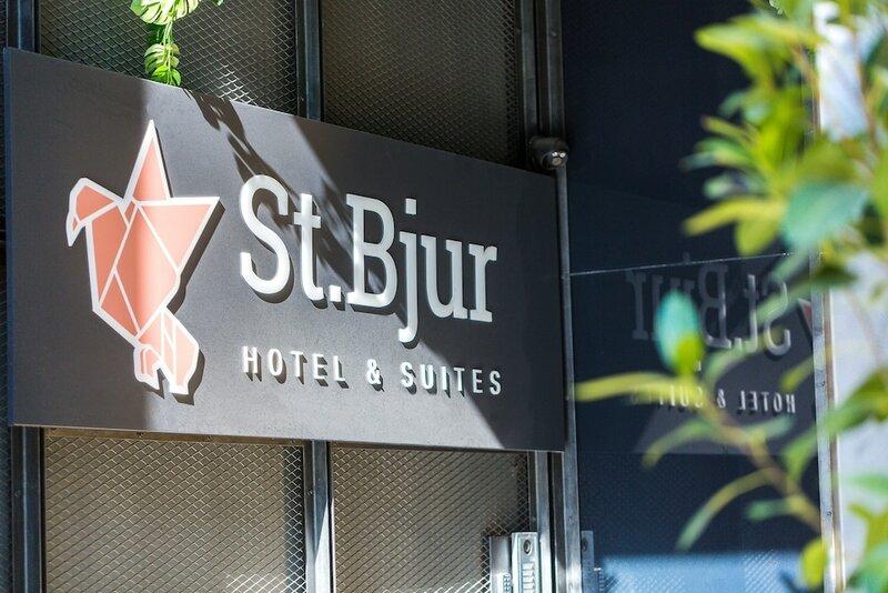 St. Bjur Suites