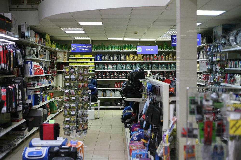 магазин автозапчастей и автотоваров — Автомаг — Москва, фото №2