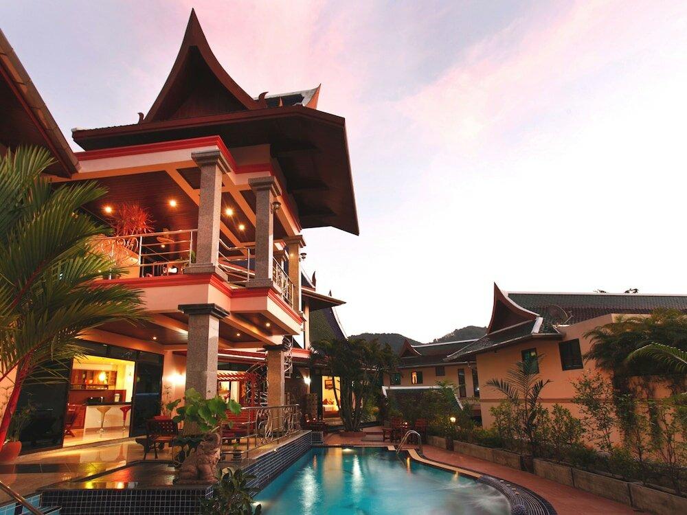 фото отель катахани в тайланде красочные весьма