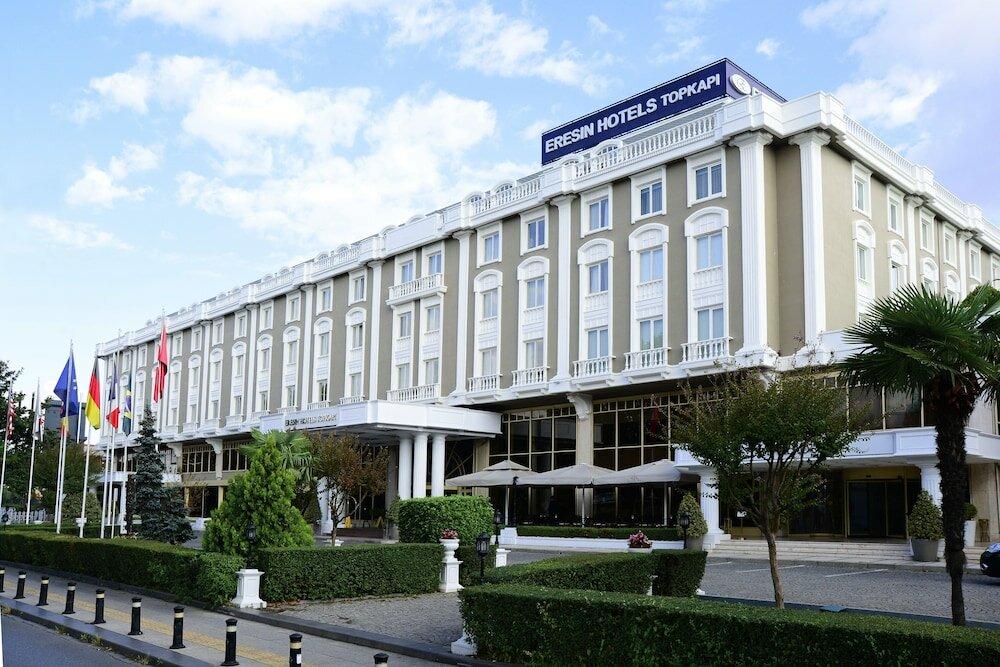 otel — Eresin Topkapı Hotel — Fatih, photo 2