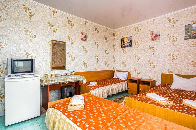 Частные апартаменты Мезенцевых
