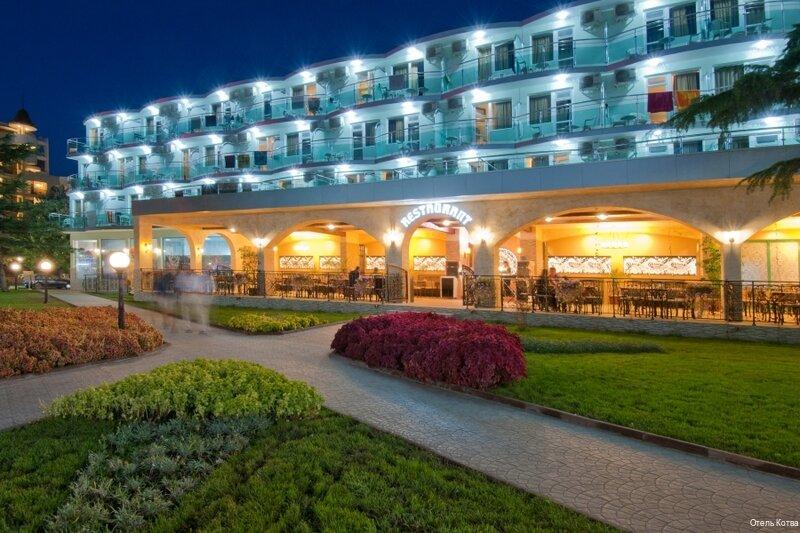 Отель Котва