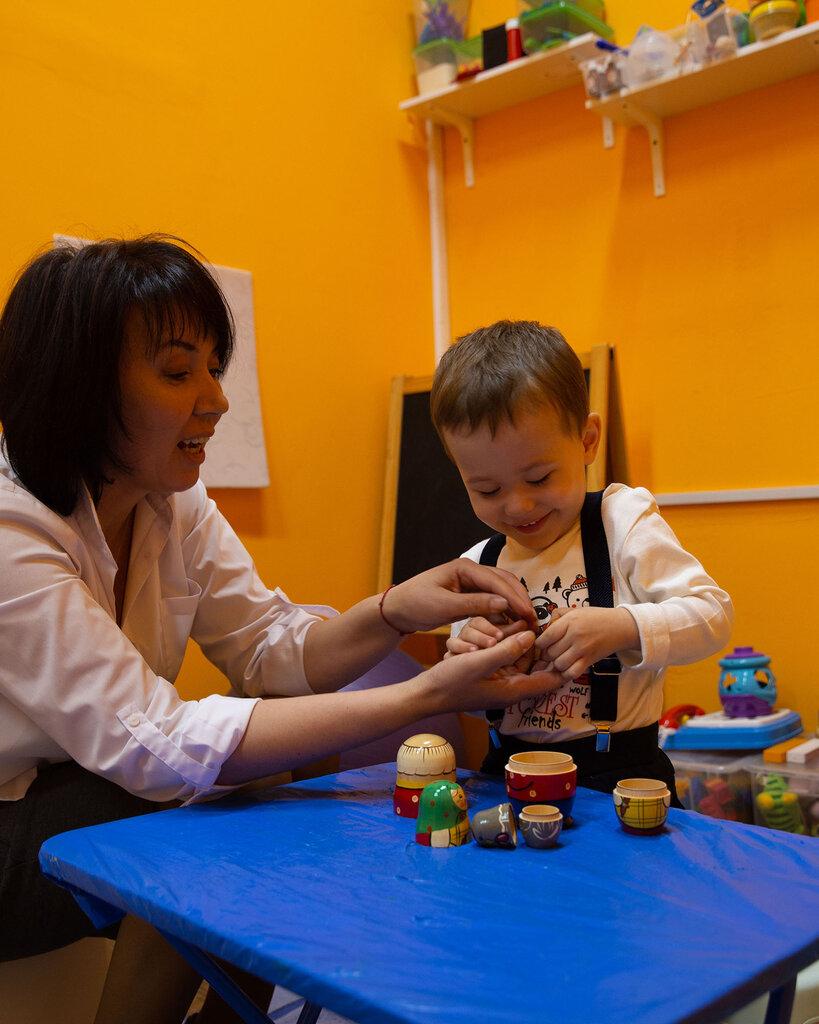 центр развития ребёнка — Центр речи Ларисы Андрахановой — Москва, фото №2