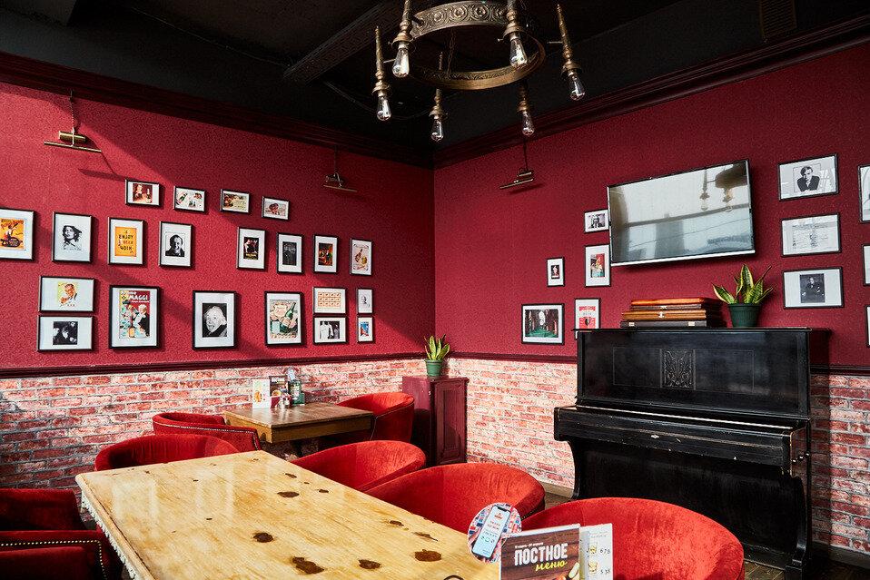 ресторан — Temple Bar — Москва, фото №9
