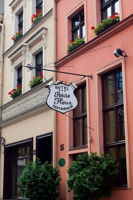 Hotel Petite Fleur
