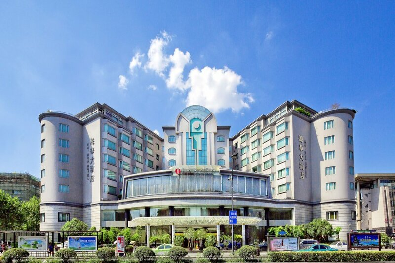 Floral Hotel Joyful Garden Hangzhou