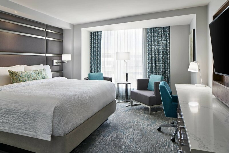Residence Inn by Marriott Washington Downtown/Convention Center