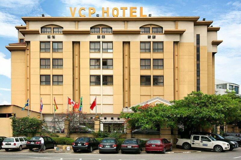 Victoria Crown Plaza Hotel