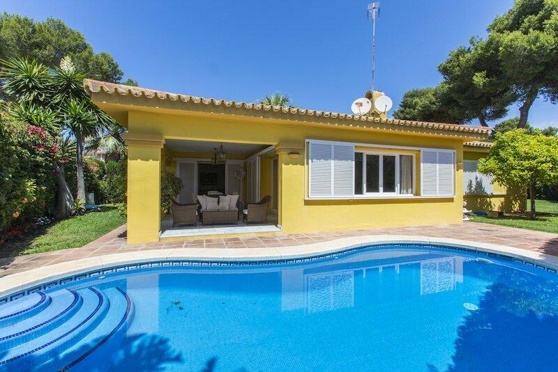 Villa Duque Los Monteros Marbella