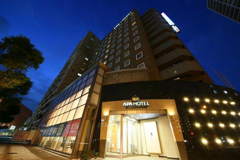 Apa Hotel Chiba-Yachiyo-Midorigaoka