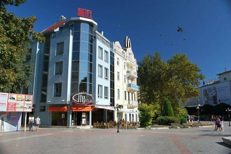 Hotel City Mark