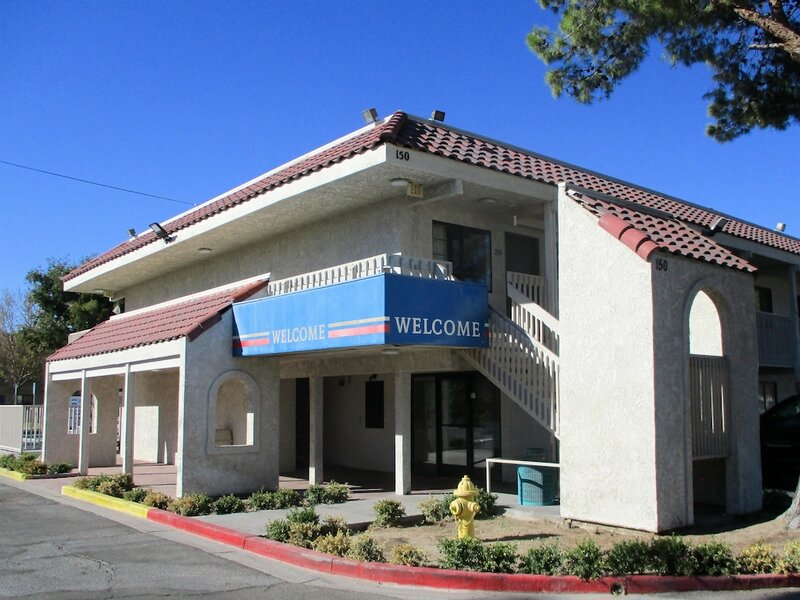 Motel 6 Barstow, Ca