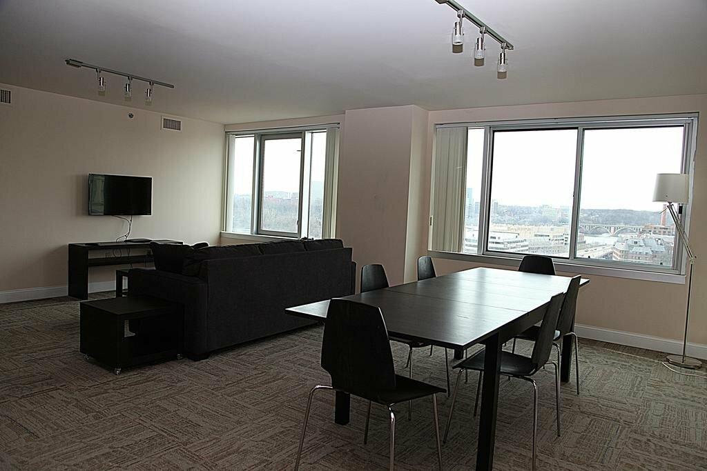 гостиница — Joud Residence — City of Washington, фото №9