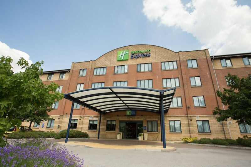 Holiday Inn Express Liverpool-Knowsley M57, Jct. 4