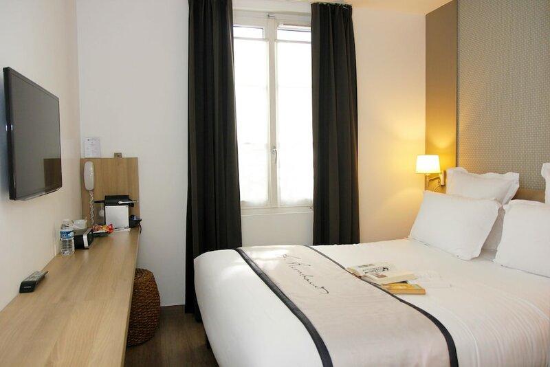 Best Western Hôtel Faubourg Saint Martin