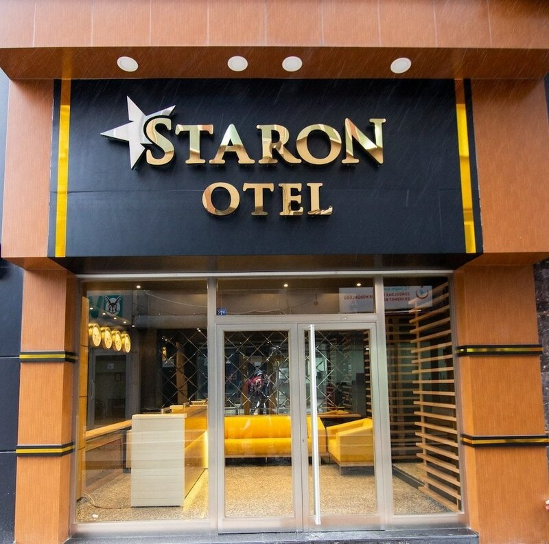 Staron Otel