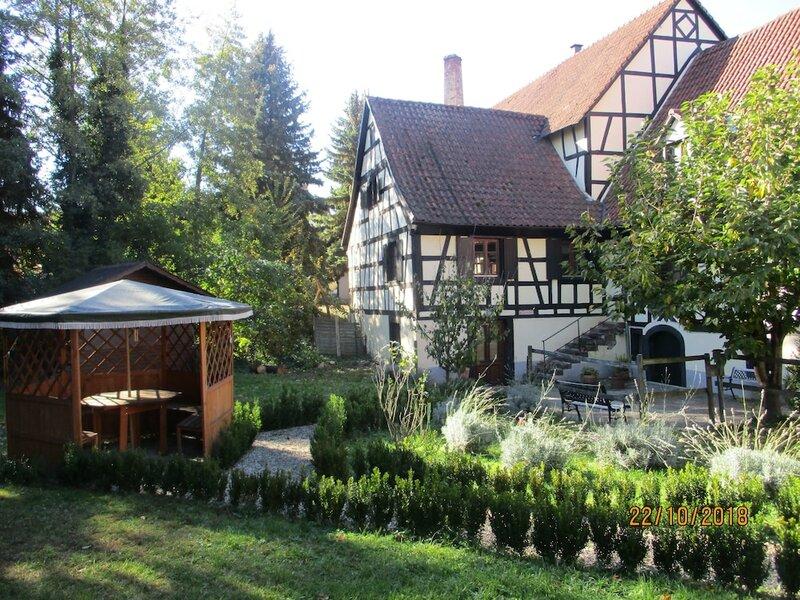 Maison d'hôte Alsace/Domaine du Moulin