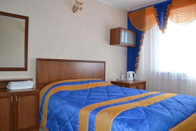 Гостиничный комплекс Братск