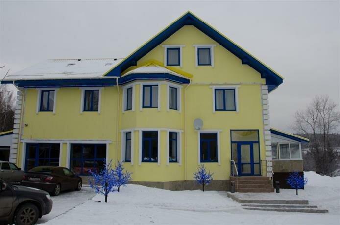 U Goryi Volchiha Guest House