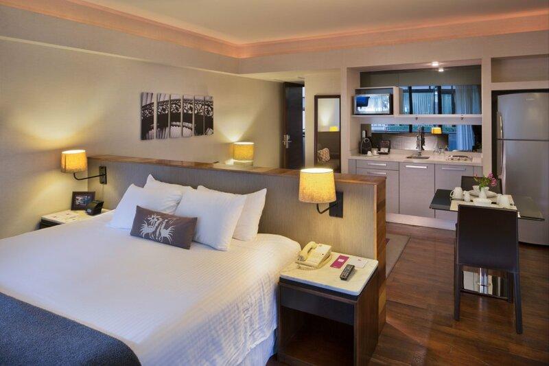 Las Suites Campos Eliseos