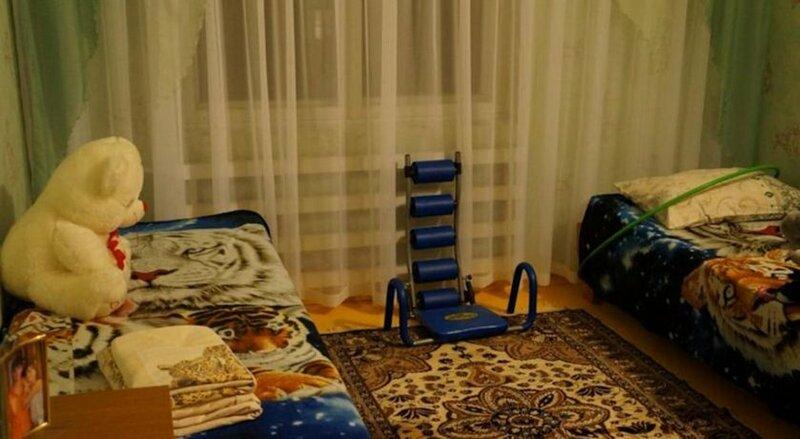 Гостиница Гостеприимный