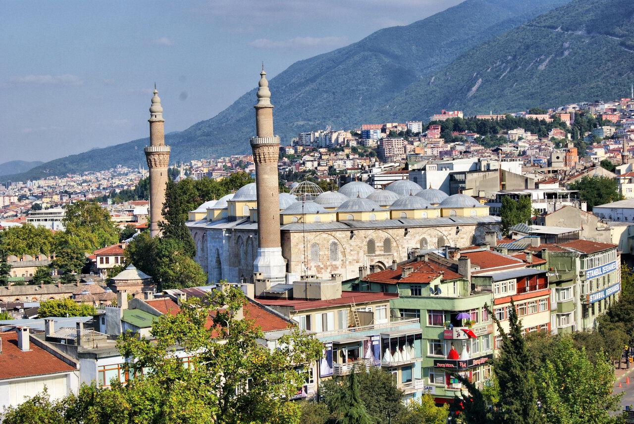 картинки турции город бурса журналисты