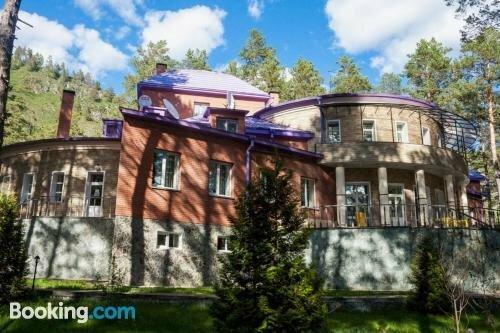 гостиница — Гостевой дом Классика — село Узнезя, фото №1
